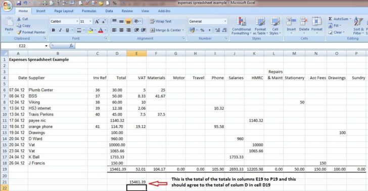 Medium Size of Accounting Spreadsheet Template For Small Business
