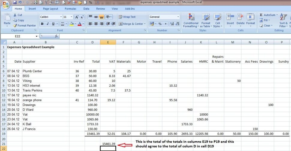 Large Size of Accounting Spreadsheet Template For Small Business