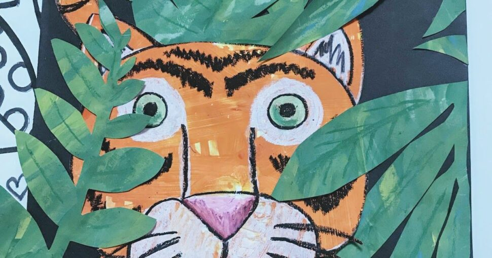 Large Size of Essay On Tiger For Class 1