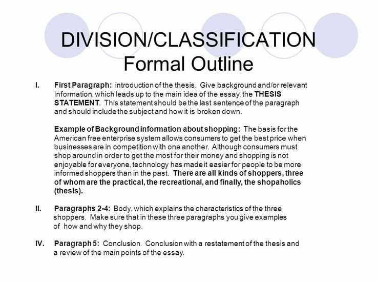 Full Size of Classification Essay Examples About Teachers