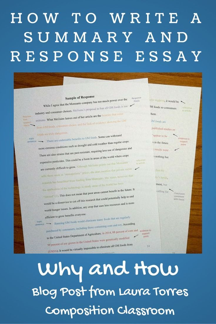 Full Size of Personal Response Essay Format