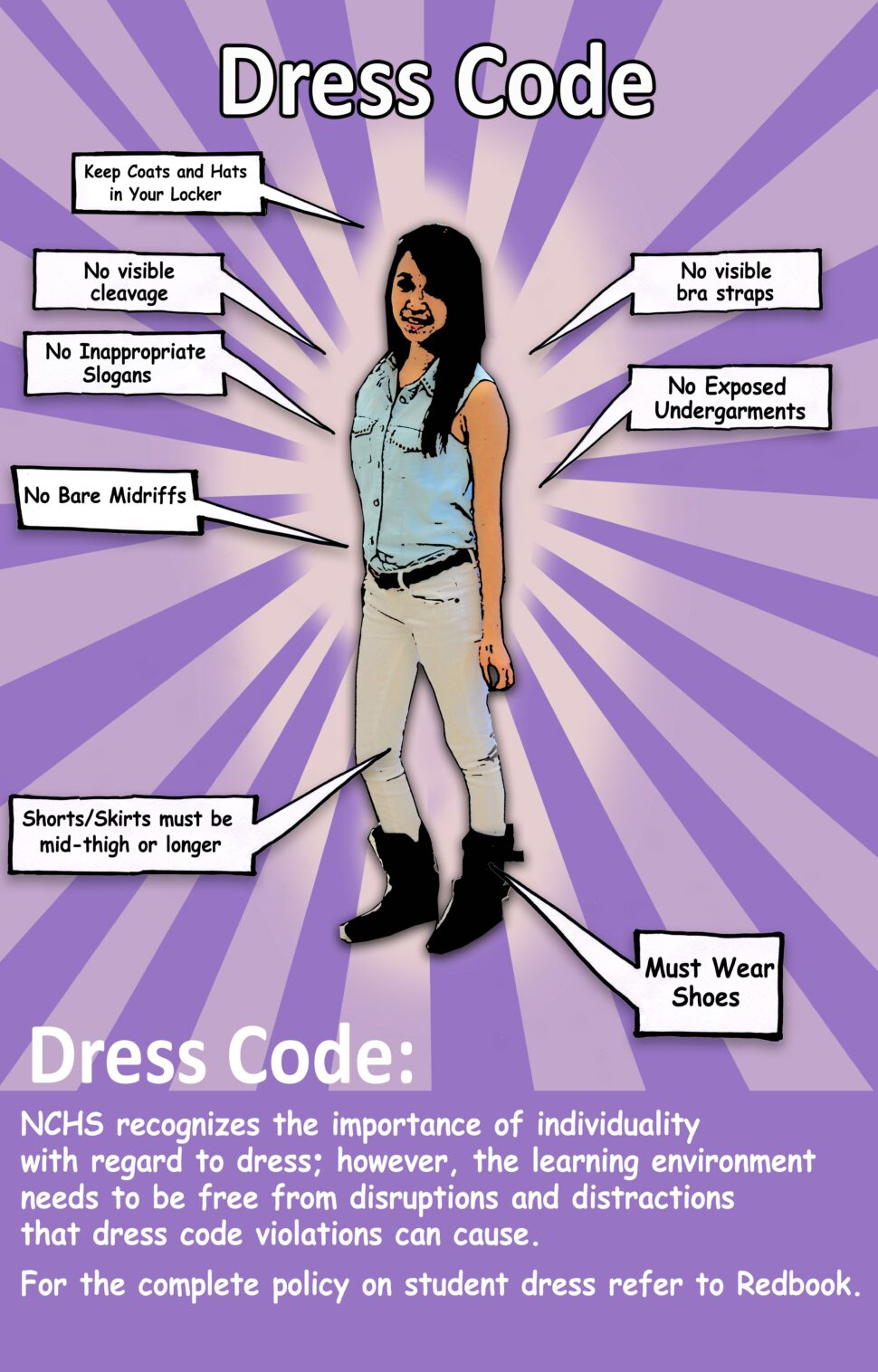 Large Size of Dress Code Essay Conclusion