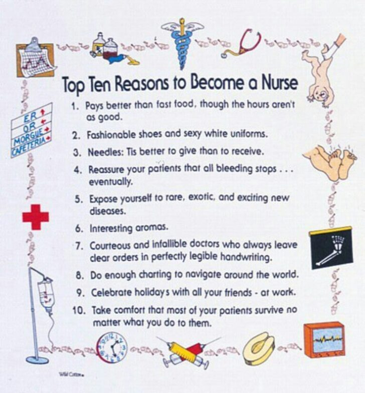 Why I Want To Become A Nurse Essay Sample