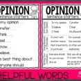 Thumbnail Size of How To Start An Opinion Essay Example