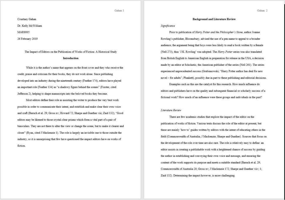 Large Size of Example Of Essay Written In Mla Format