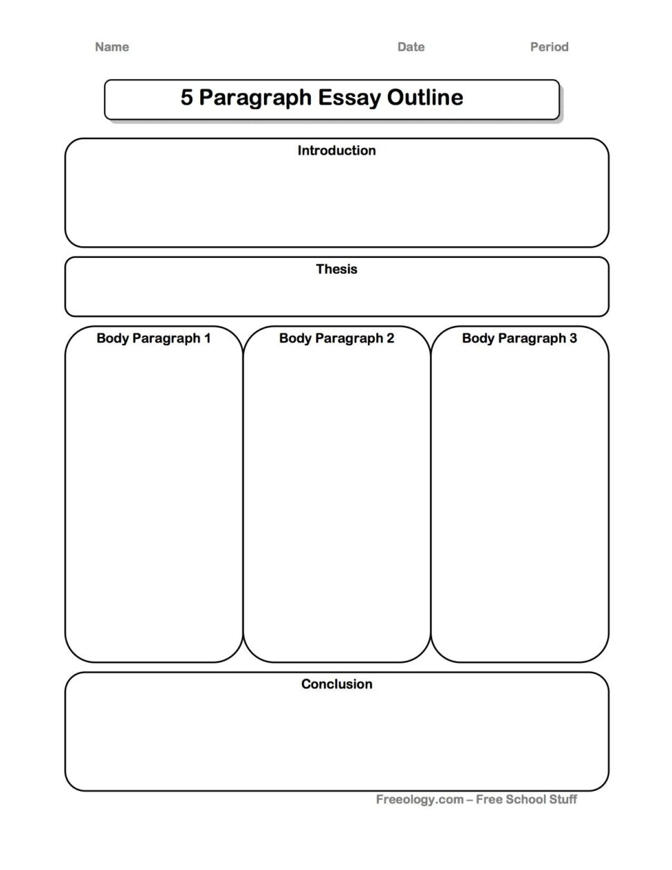 Large Size of Expository Essay Graphic Organizer High School