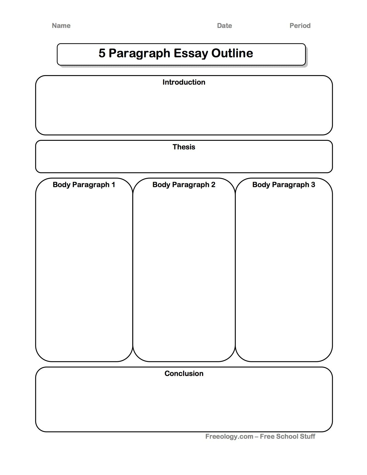Full Size of Expository Essay Graphic Organizer High School
