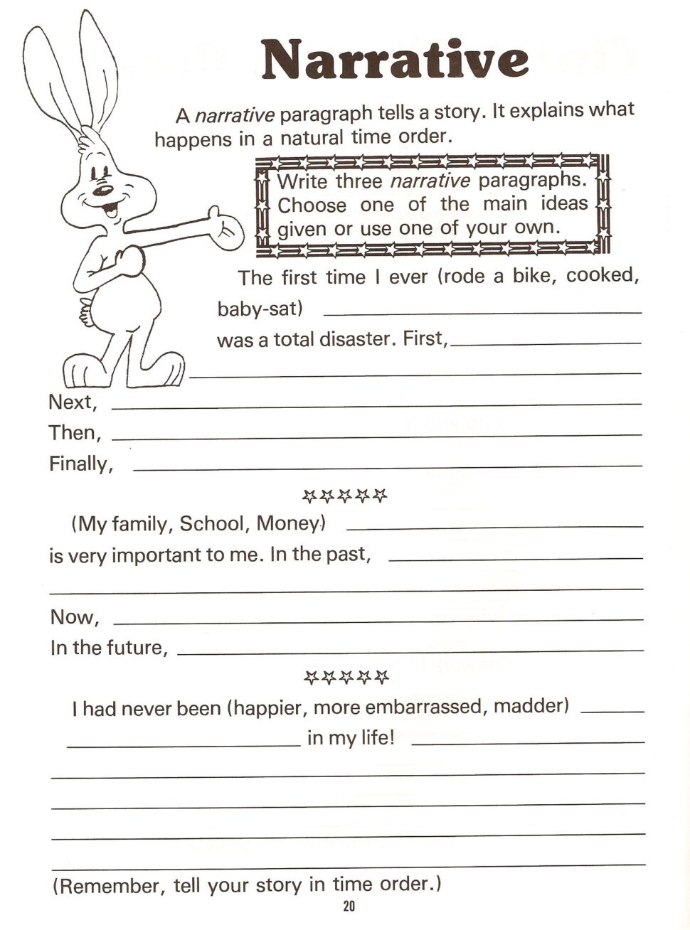 Large Size of How To Write A Narrative Outline Essay