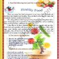 Thumbnail Size of Healthy Food Essay For Kids