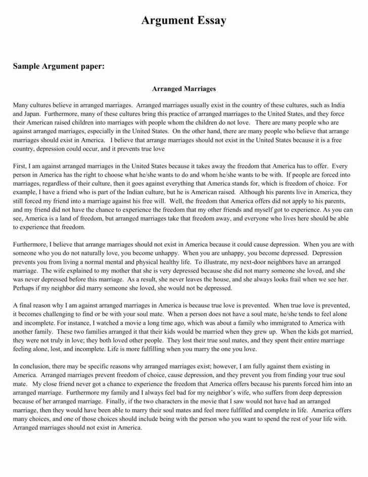 Sample Synthesis Essay Example