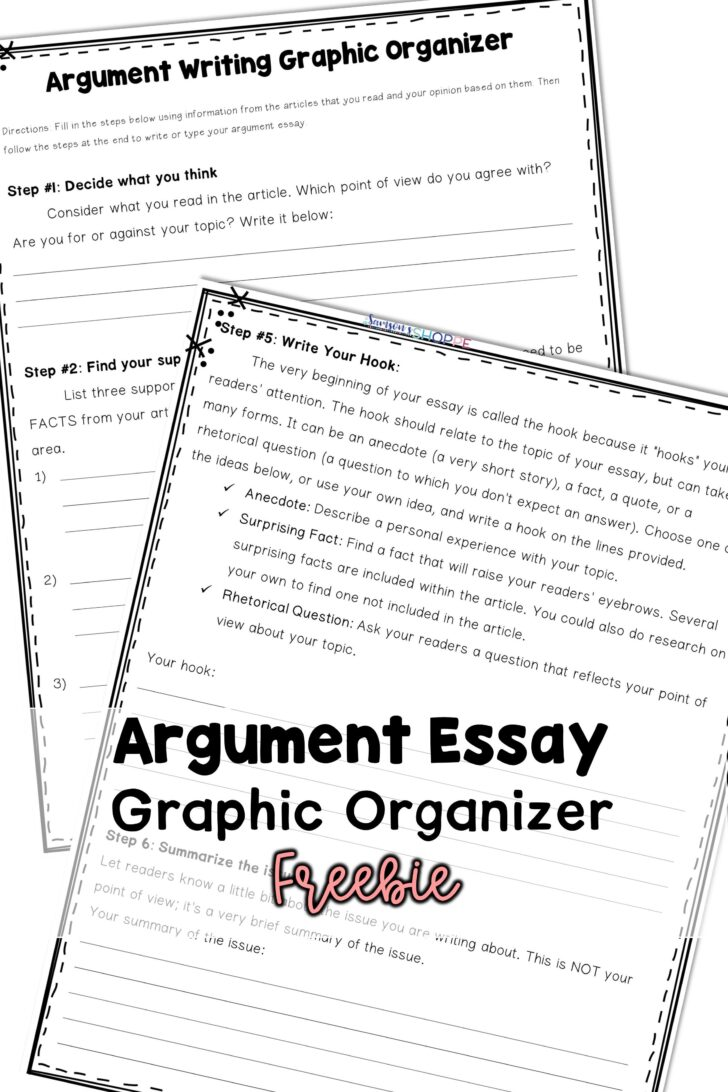 Gre Argument Essay Examples To Use