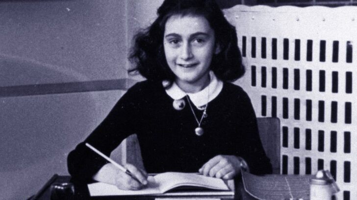 Anne Frank Essay Contest
