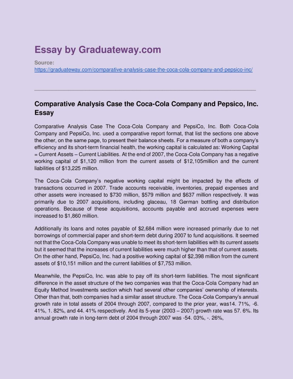Large Size of Comparative Analysis Essay Structure