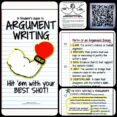 Thumbnail Size of The First Step In Creating An Argumentative Essay Is Brainly
