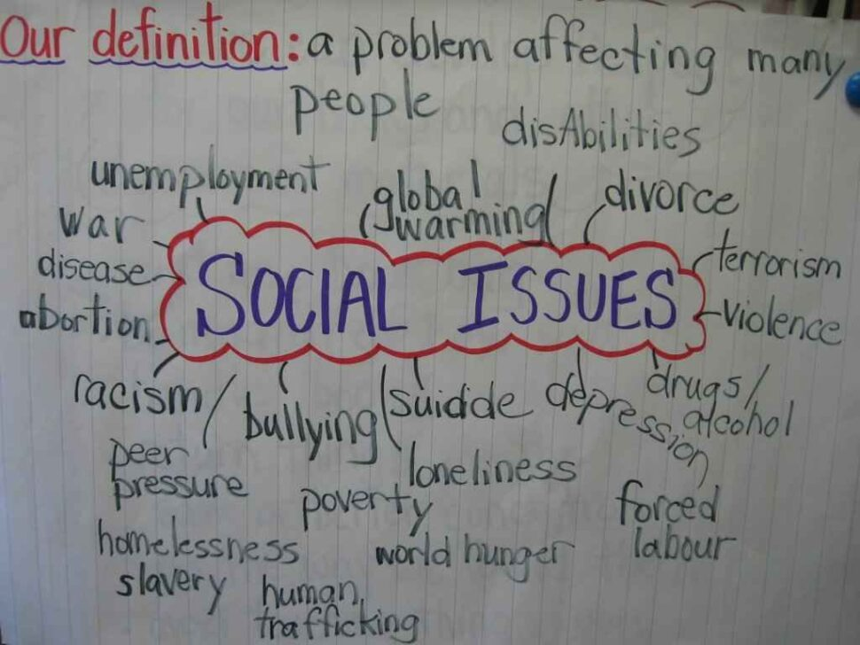Large Size of Social Issues Essay Example