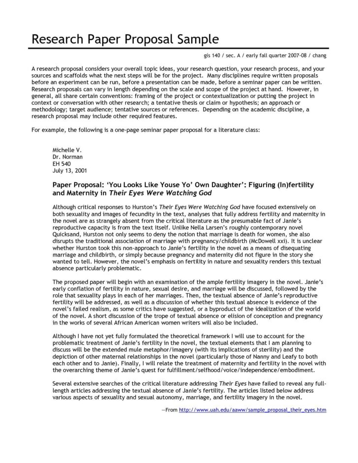 What Is A Business Proposal Essay
