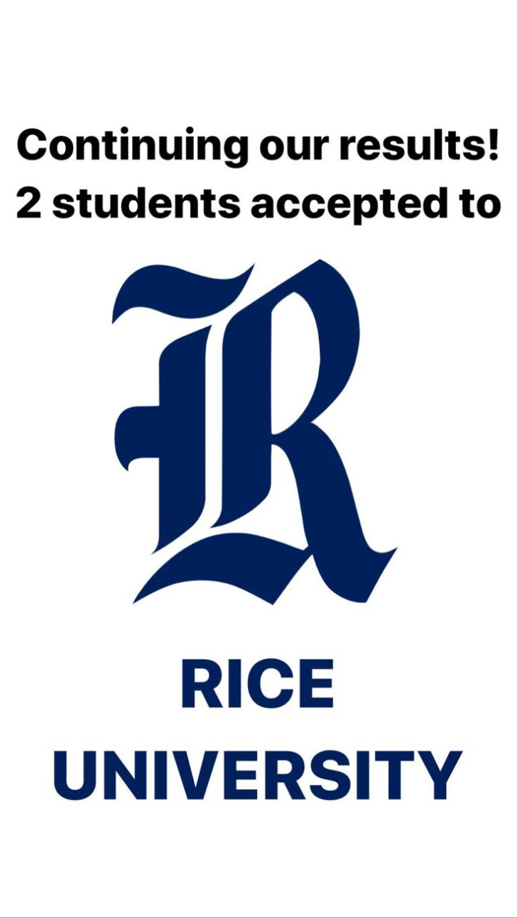 Rice University Accepted Essays Essay
