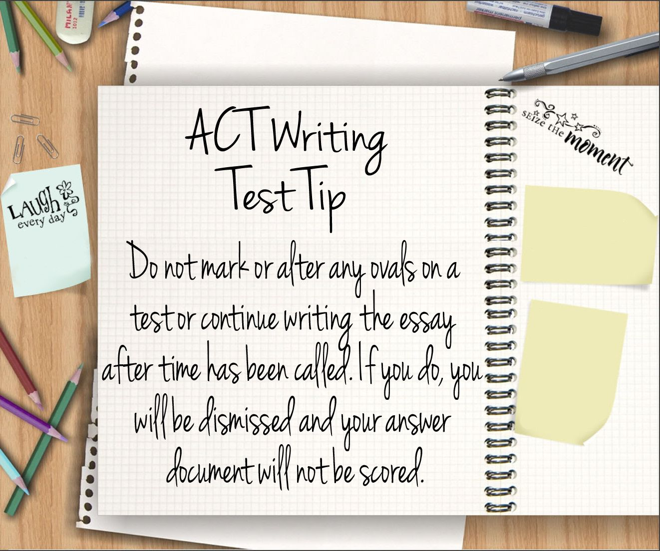 Full Size of Act Test Essay Tips