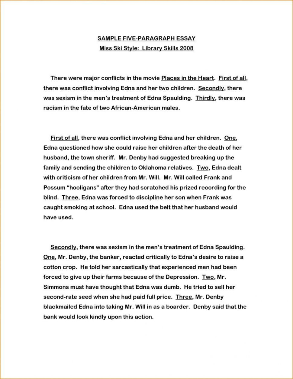 Large Size of How To Write The First Paragraph Of An Essay