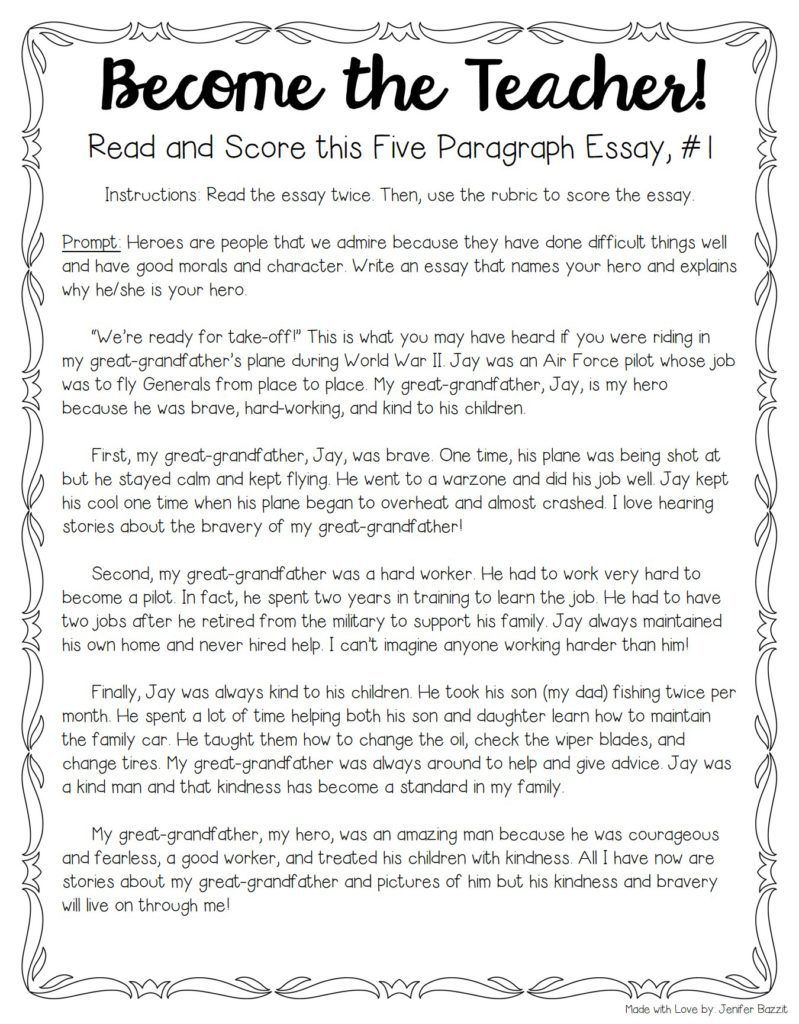 Full Size of 5 Paragraph Essay Topics For 5th Grade