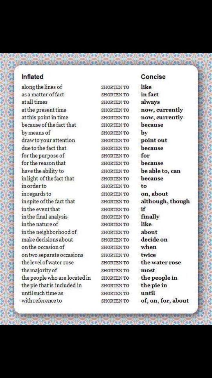 How To Lengthen An Essay With Words