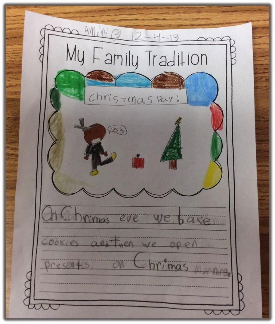 Full Size of Family Christmas Traditions Essay