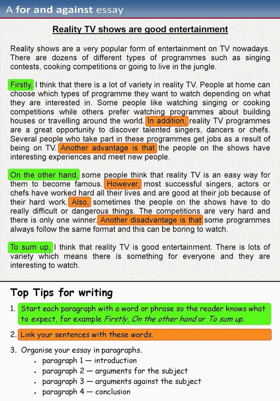Large Size of How To Start An Essay Without A Question