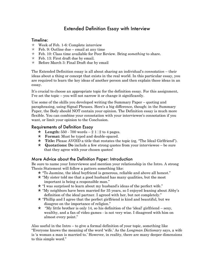 Full Size of What Is An Extended Definition Essay