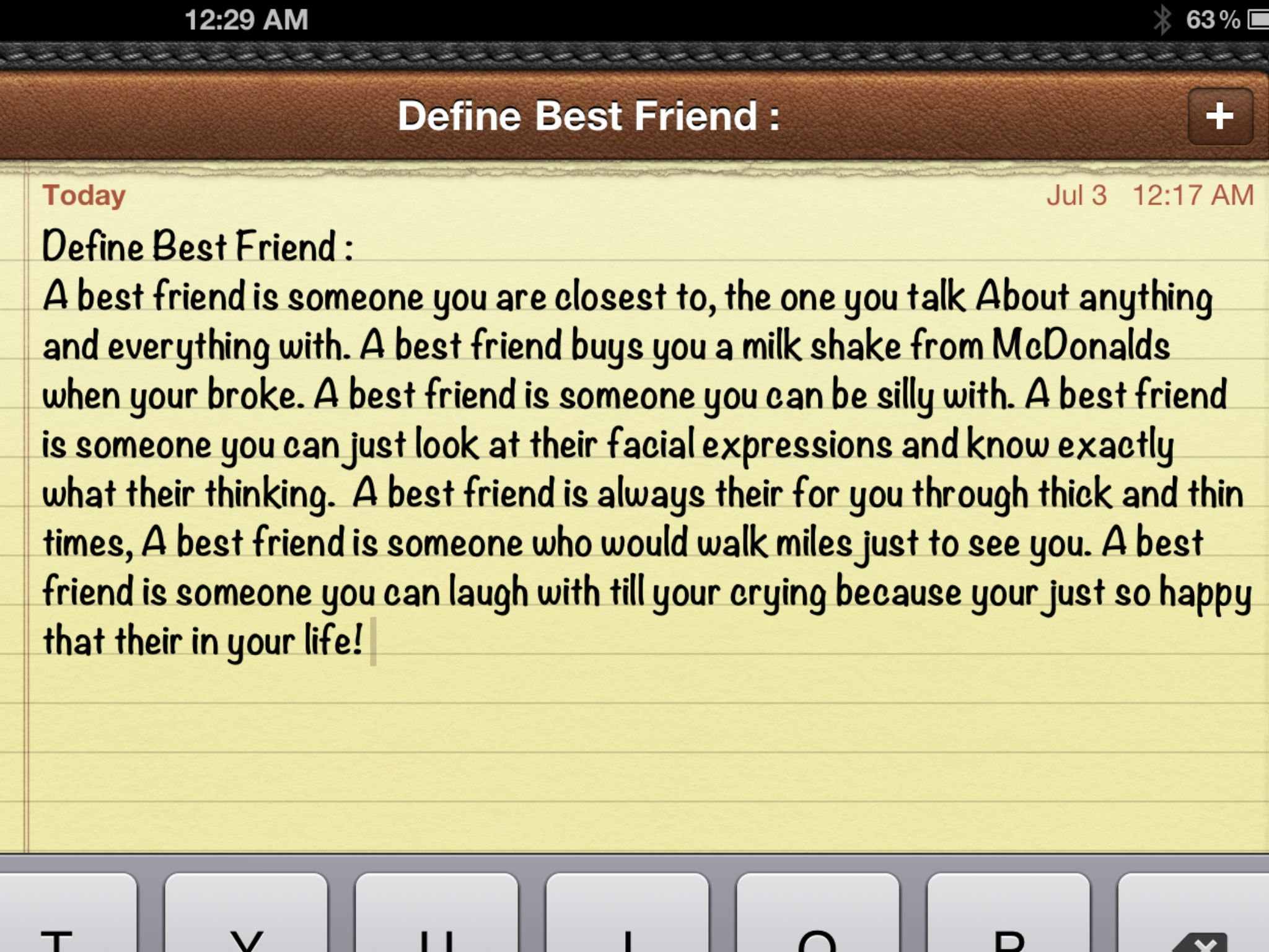 Full Size of What Makes A Good Best Friend Essay