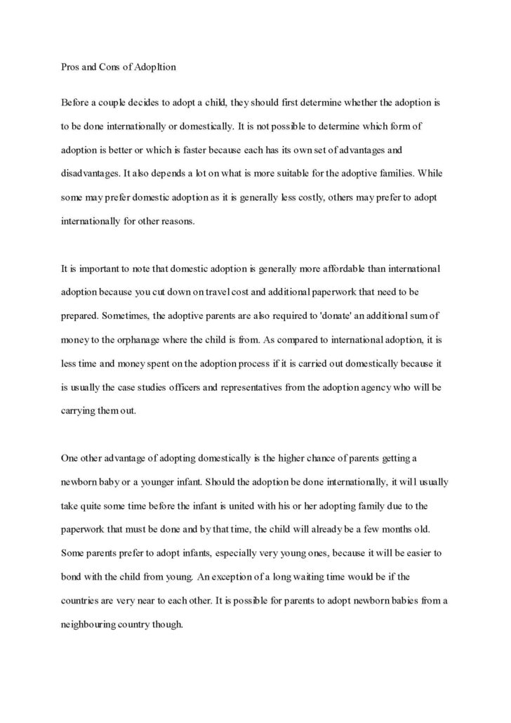 What Is The Introduction Of Abortion Essay