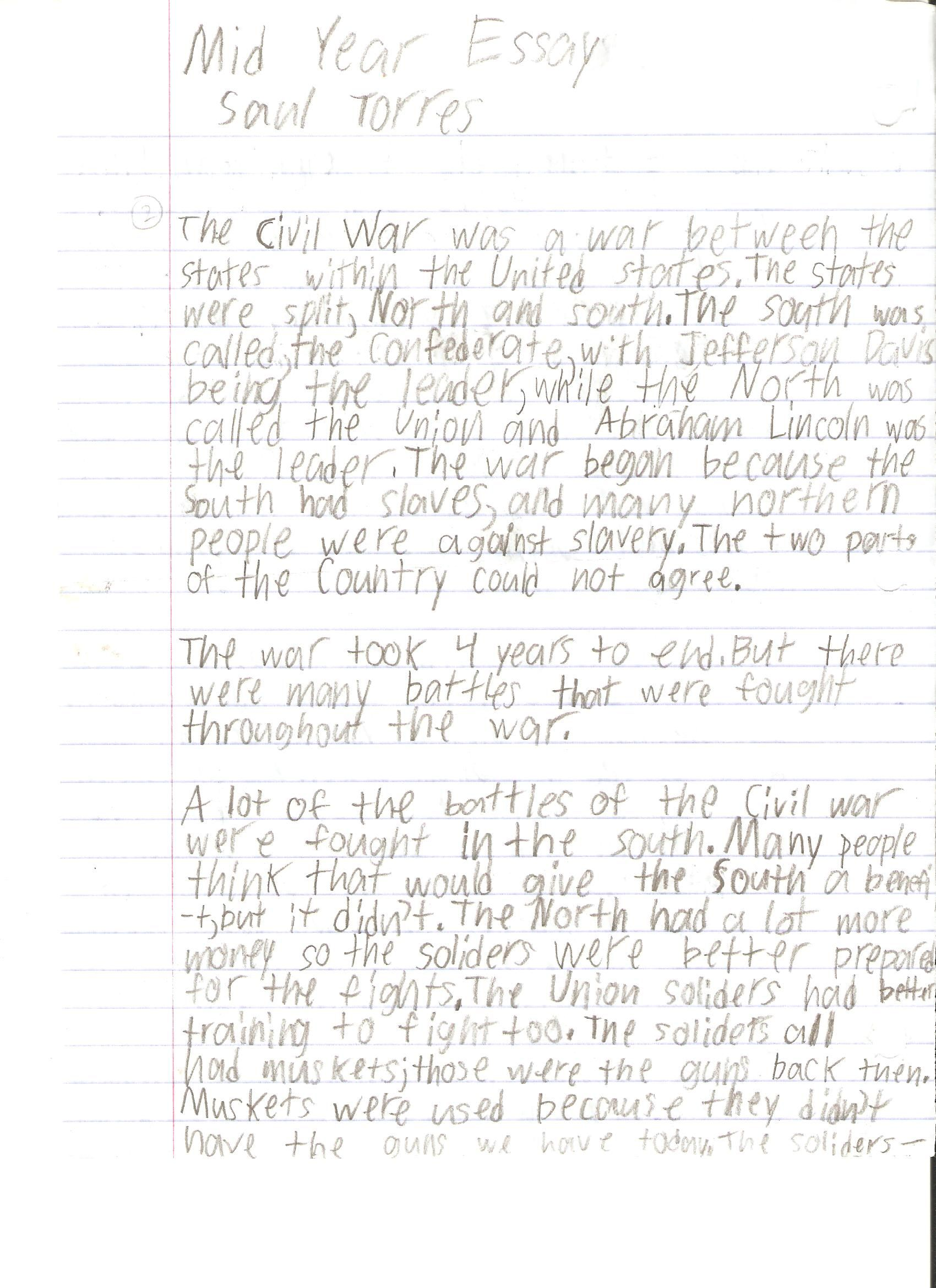 Full Size of 7th Grade Essay Writing