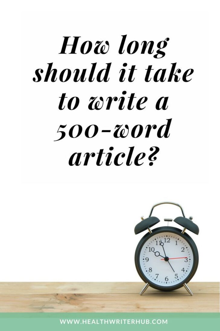 How Long Does It Take To Write A 1200 Word Essay