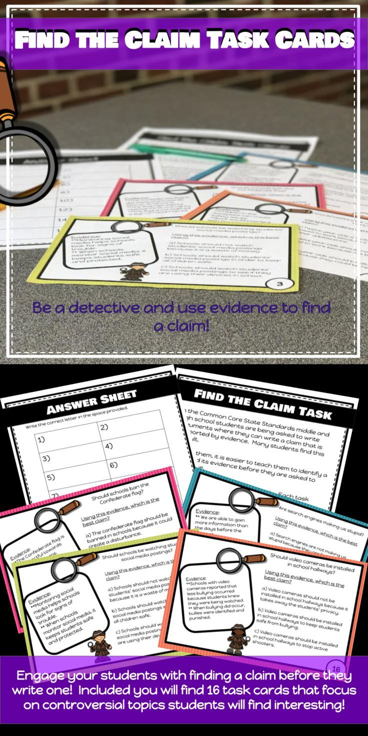 Full Size of Because Claims In An Argumentative Essay