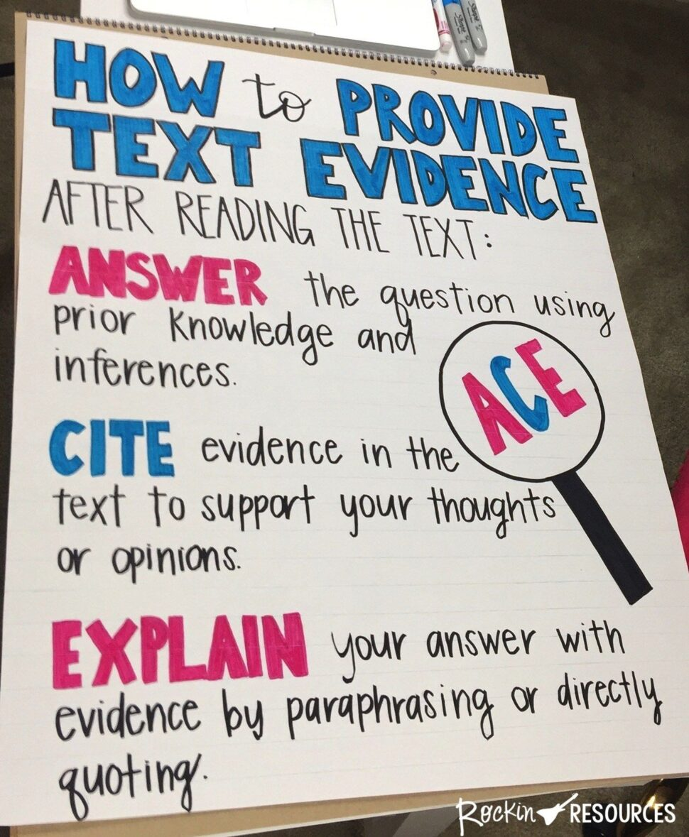 Large Size of Providing Evidence In An Essay