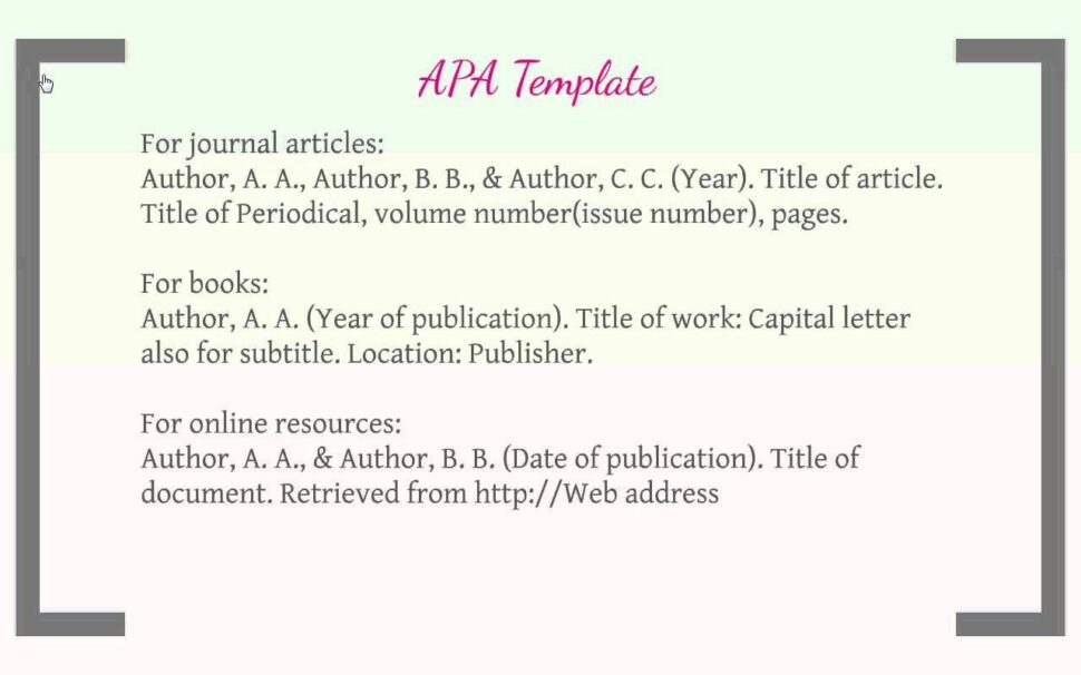 Large Size of How To Cite A Book Apa Example Essay
