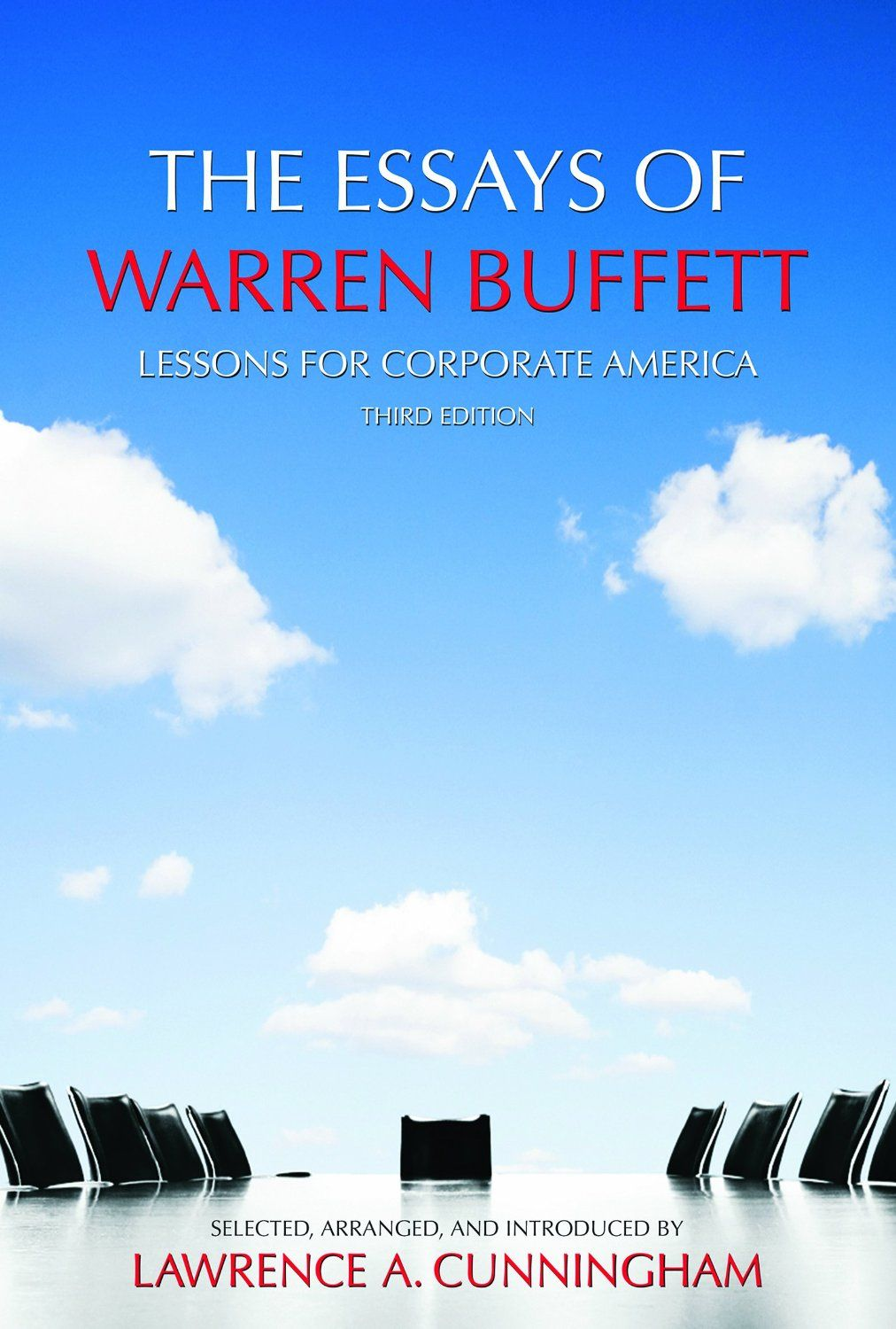 Full Size of The Essays Of Warren Buffett Lessons For Corporate America Third Edition Essay