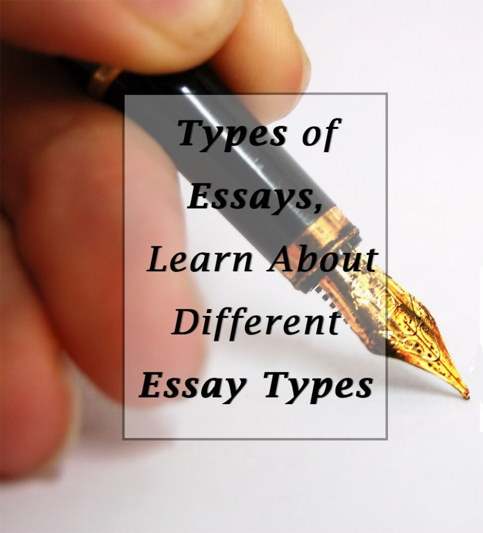 Large Size of What Are The Types Of Essays That You Know Essay