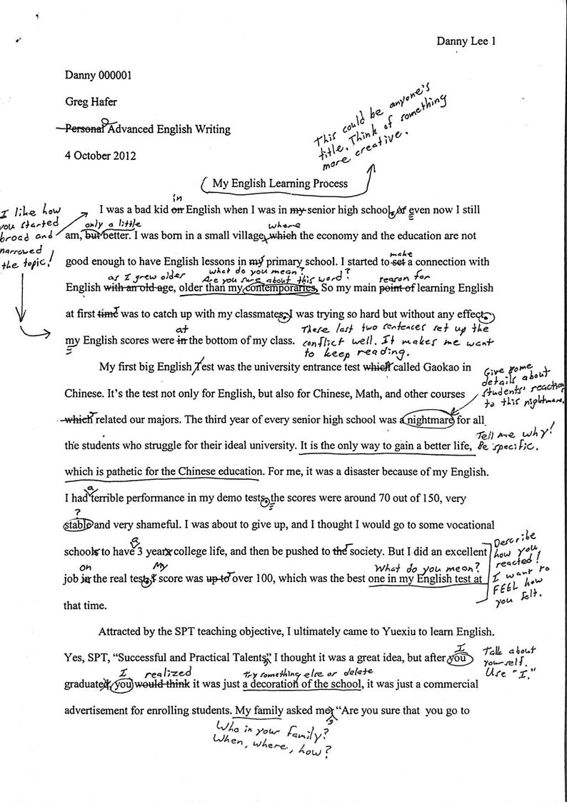 Full Size of Examples Of Peer Review Essay Feedback