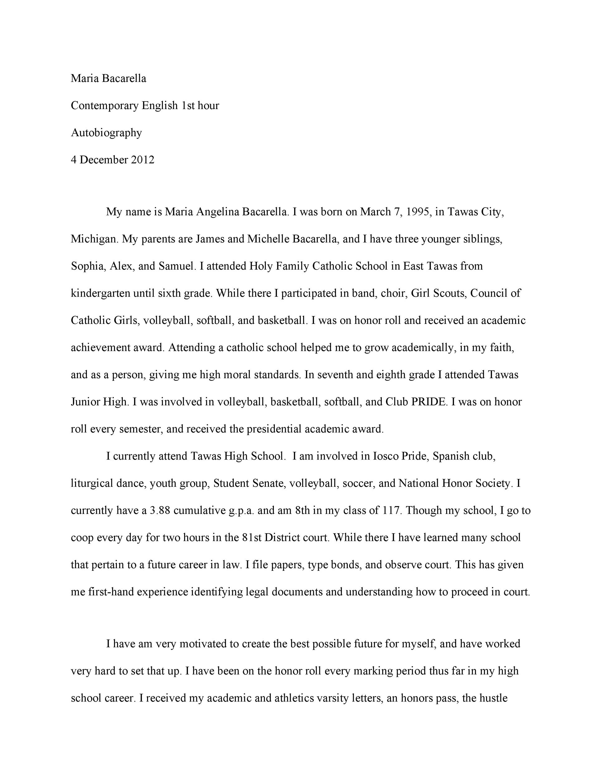 Full Size of Autobiography Example Essay Ixujezyso Template Helper Society Analytical Writing Analysis