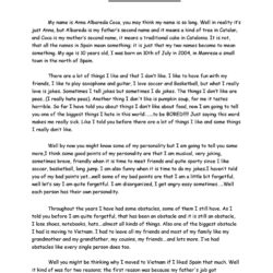 Autobiography Examples Autobiographical Essay Templates Example Template Evaluation Mla