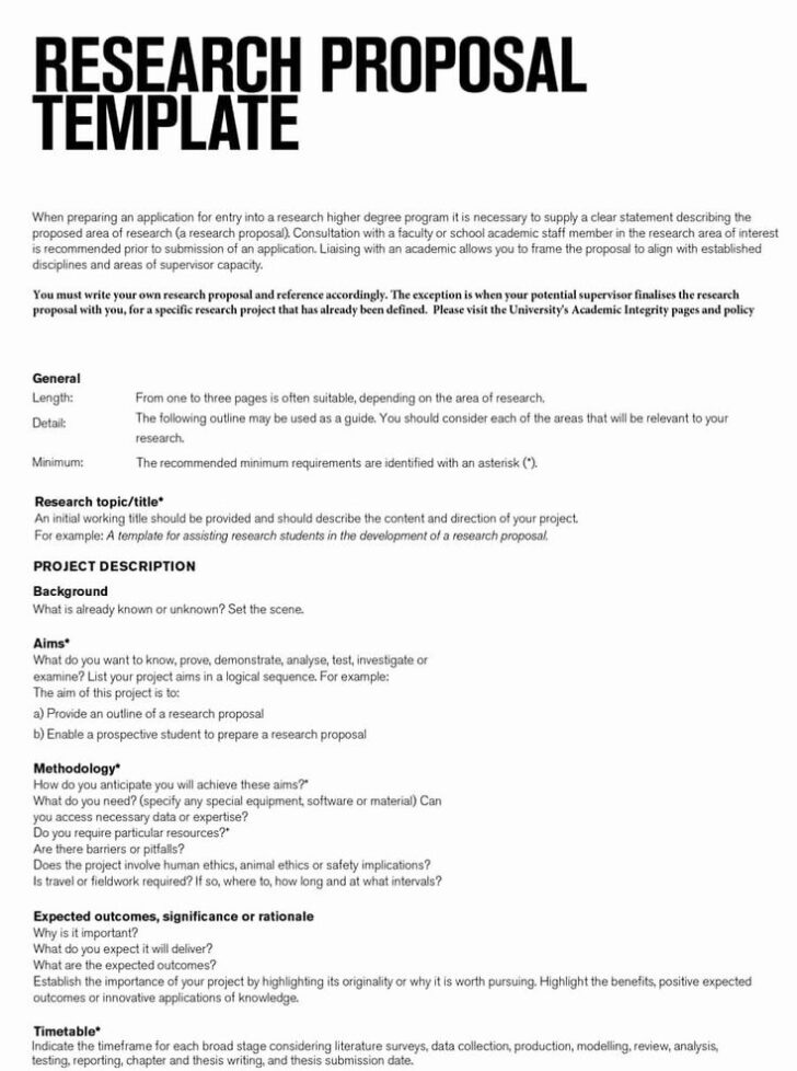 Medium Size of Proposal Essay Outline Template