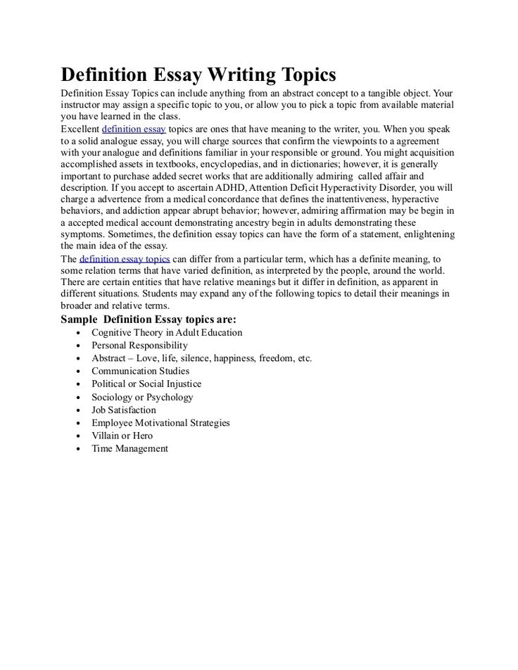 Full Size of What Is A Definition Essay Topics