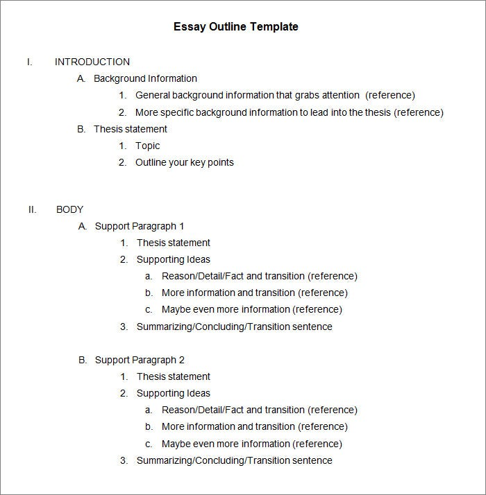 Full Size of Cause And Effect Essay Outline Template Sample Response Paper Example Write My Free