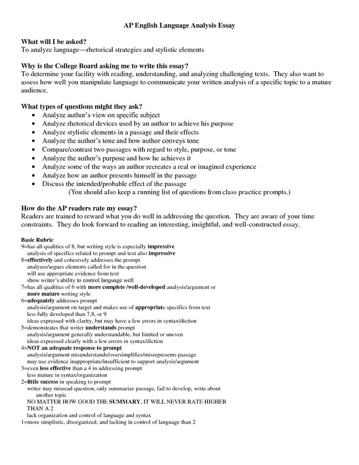 Full Size of Ap English Essay Outline