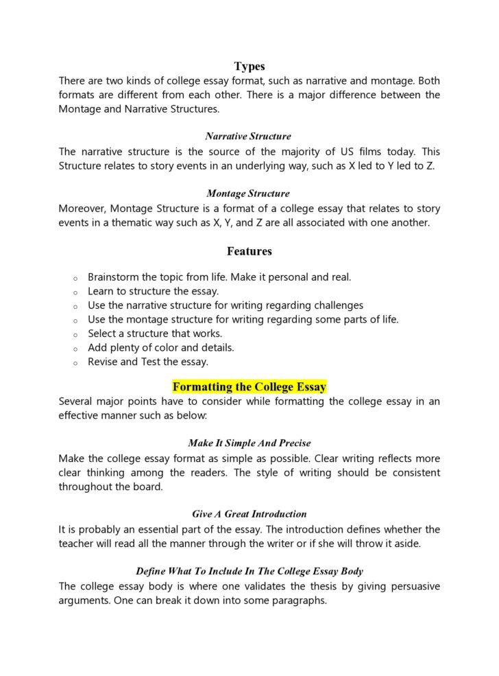 Medium Size of College Essay Format Templates Examples Templatearchive For Example Of Speech Word Pay