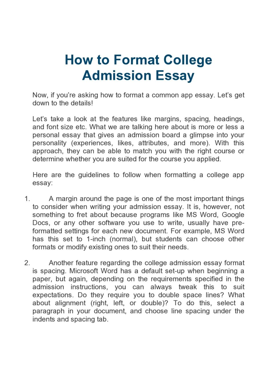 Large Size of College Essay Format Templates Examples Templatearchive For Technology Sample Ib Extended
