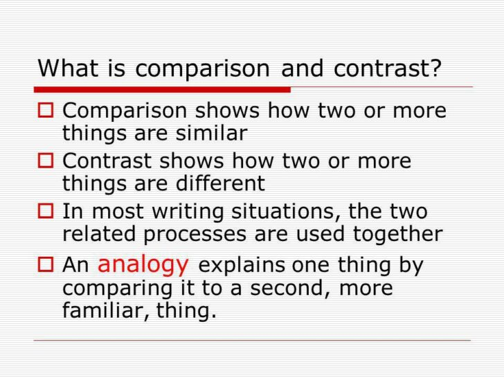 Medium Size of Comparison And Contrast Writing Is Word Essay Mit Literary Evaluation Example Do My
