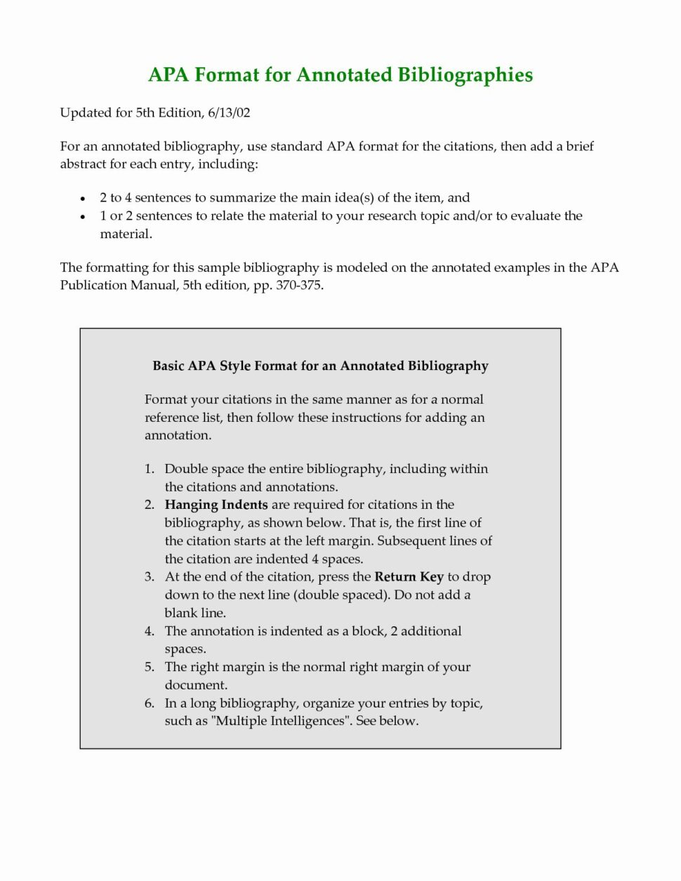 Large Size of Double Spaced Research Paper Example Essay