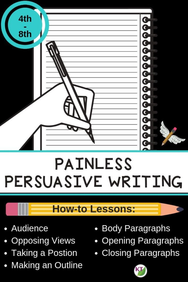 Elements Of A Persuasive Essay Powerpoint