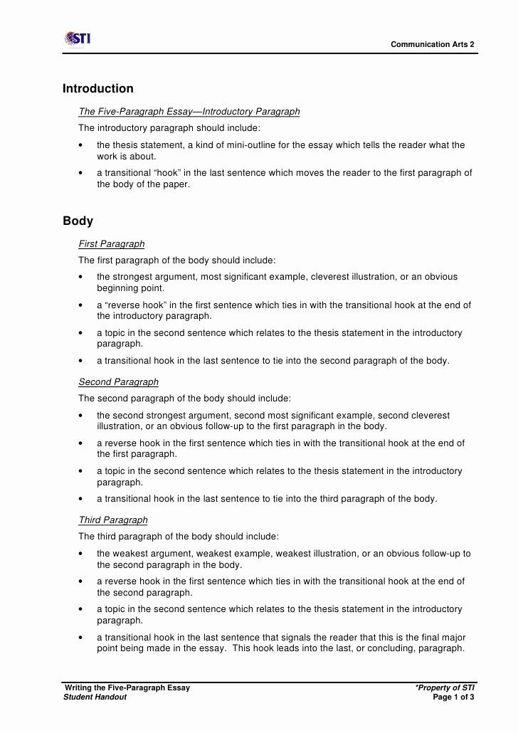 Full Size of English Essay Example Form 1